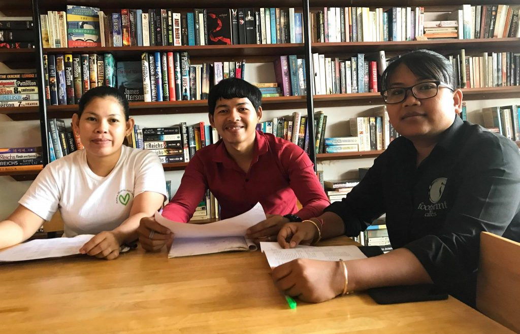 Footprint's First Local Grant Committee